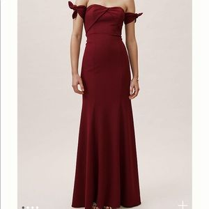 Anthropologie BHLDN Delilah Convertible Dress